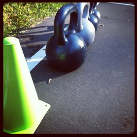 fuel sweat grow kettle bells