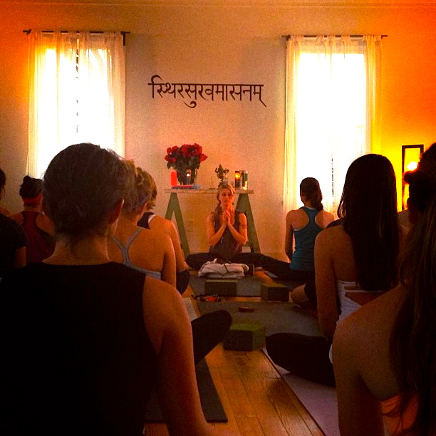 beautiful yogi's full of love on LOVE day