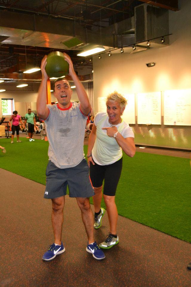 fitness blog - dar training