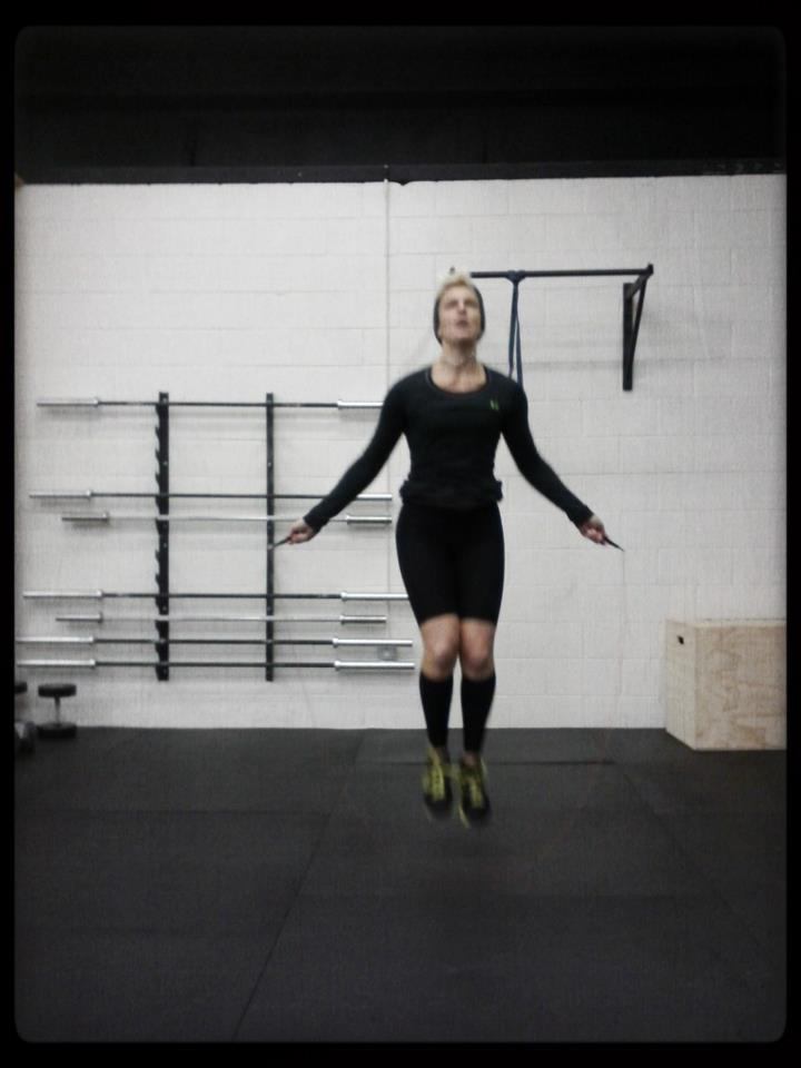 I spent the last year trying to master double unders.  mission (mostly) accomplished.