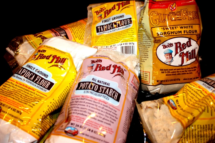 fuel sweat grow - gluten free flour