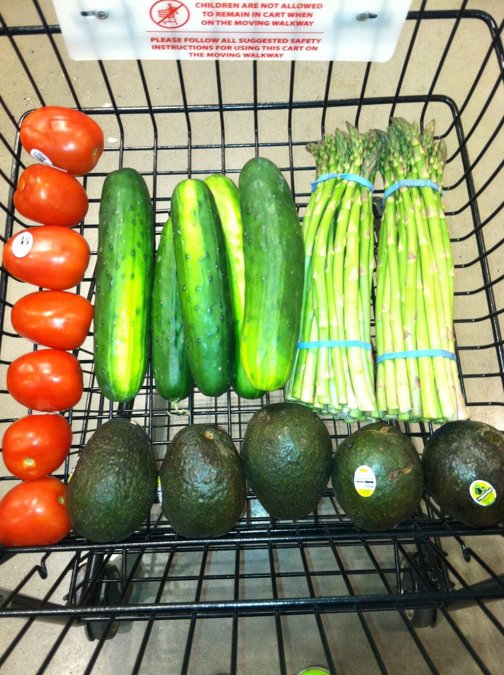 whole foods cart for 28 days