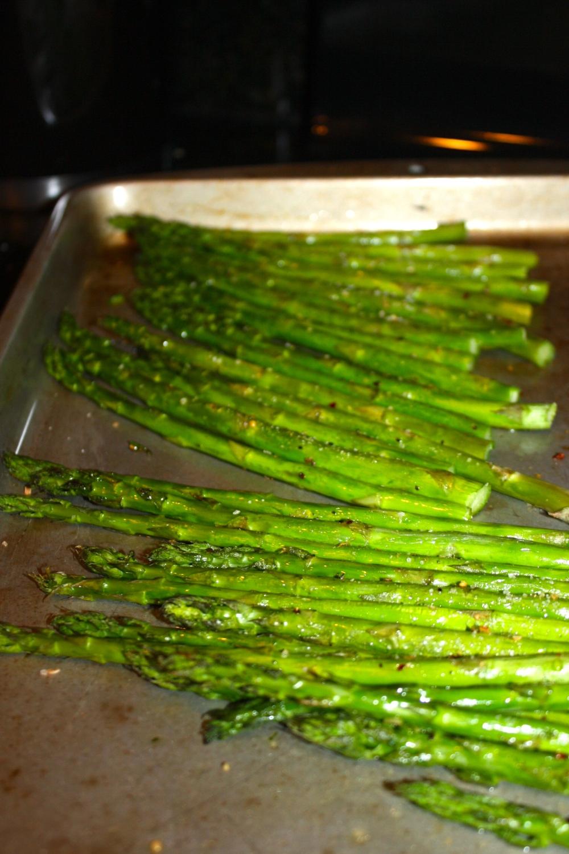 fuel sweat grow: asparagus