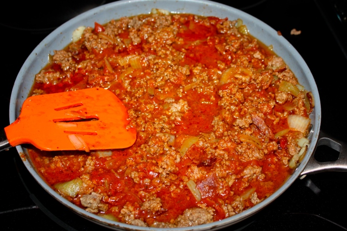 clean bolognese sauce
