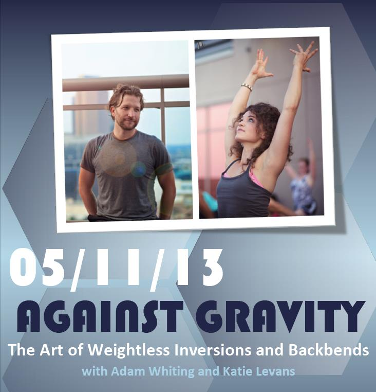 Against Gravity: Yoga Workshop