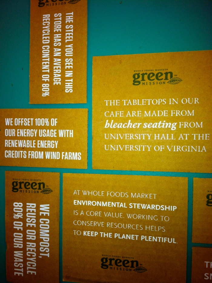 fuel sweat grow: whole foods upcycling
