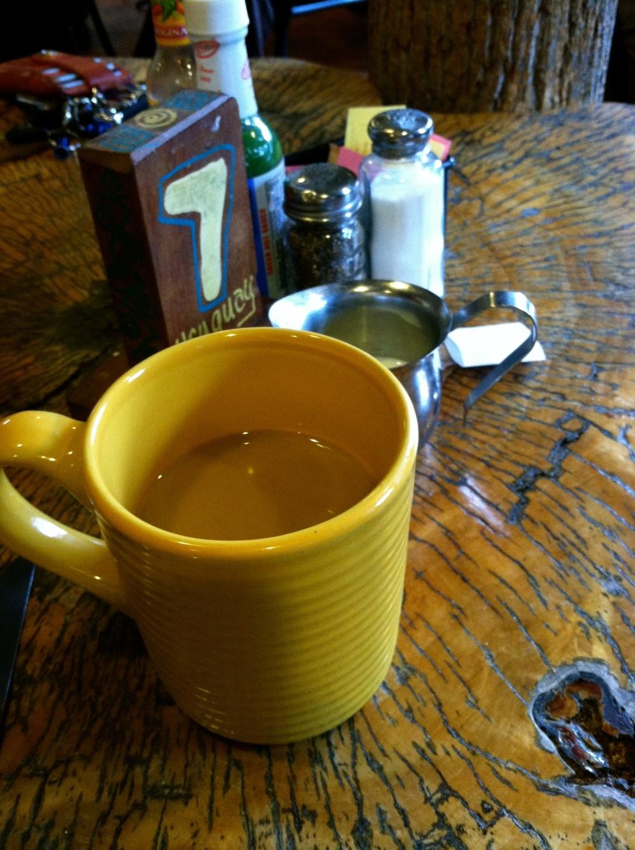 LaTaza coffee