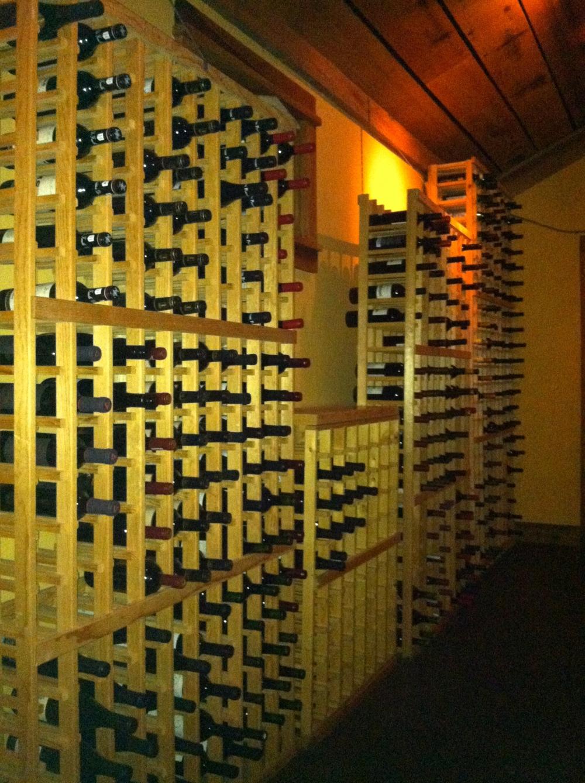 the local wine room