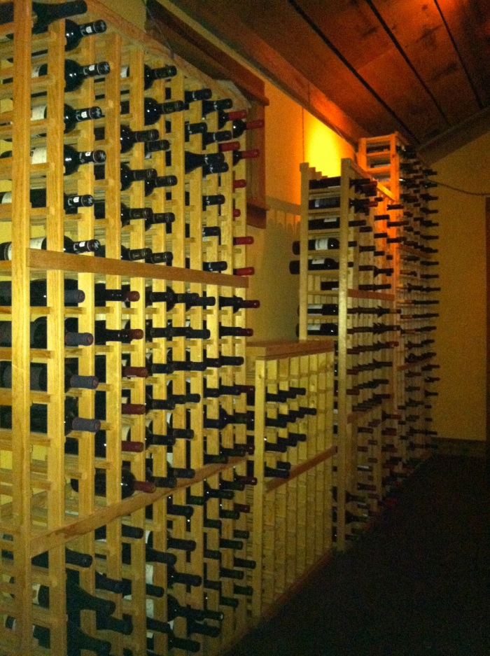 the local wine room