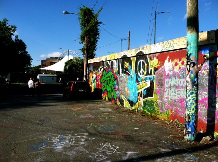 charlottesville graffiti art