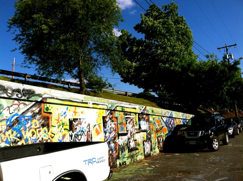 charlottesville 'street' art