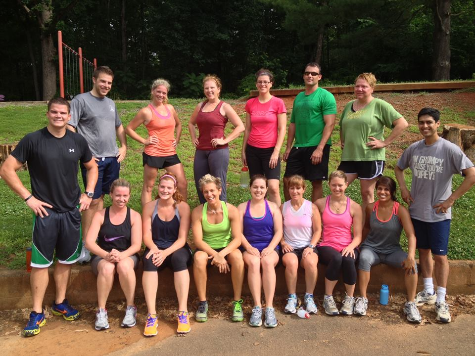 Fuel sweat grow: boot campers