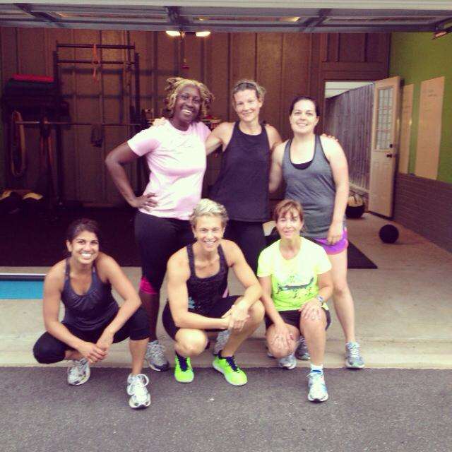 fuel sweat grow: 6am bootcampers