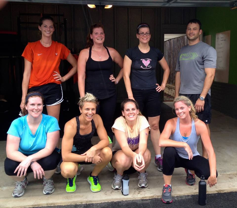 fuel sweat grow: 5:30pm boot campers