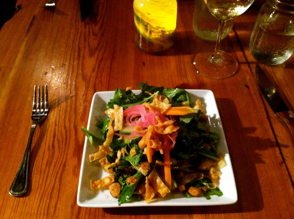 The Local: House Salad