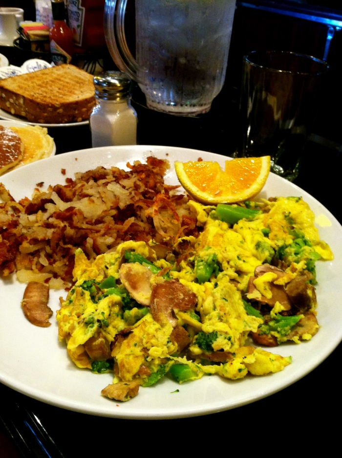 eggsperience: egg scramble