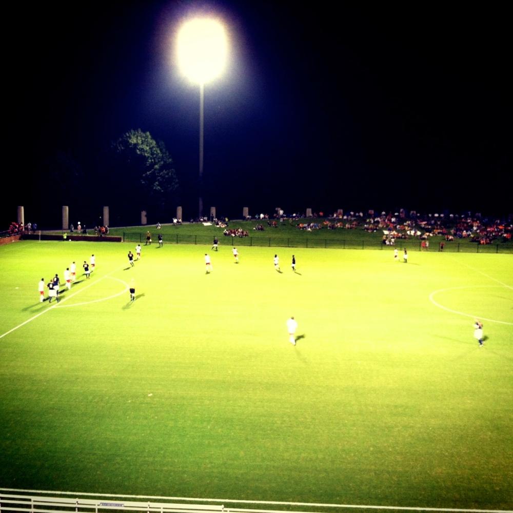 UVA Men's soccer