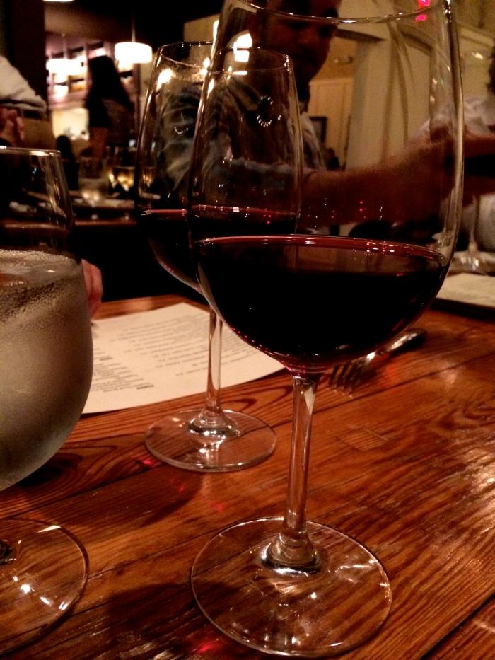 fuel sweat grow: grape juice