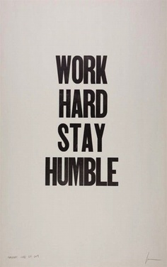 fuel sweat grow: work hard stay humble