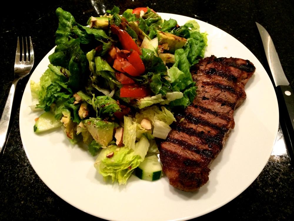 fuel sweat grow: sunday night dinner