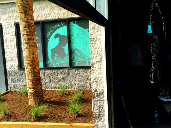 fuel sweat grow: MADcharleston welcome entrance