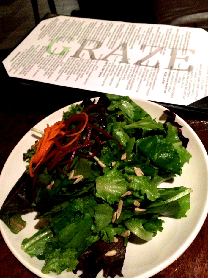 fuel sweat grow: Graze Charleston