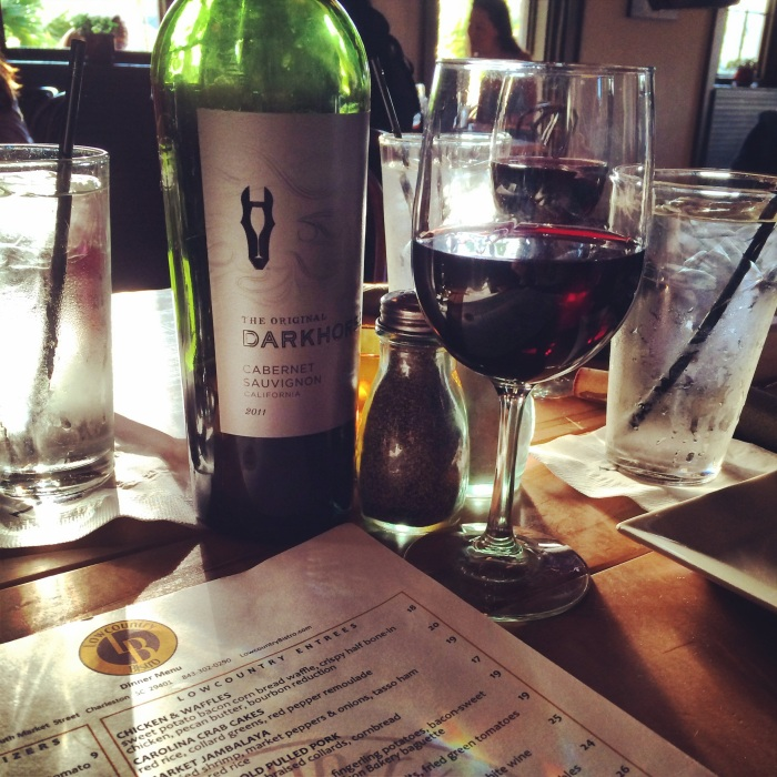 fuel sweat grow: low country bistro