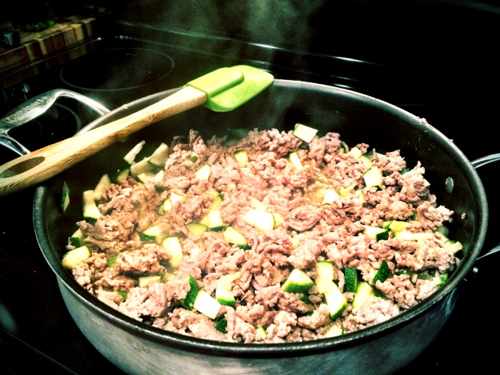 fuel sweat grow: ground turkey