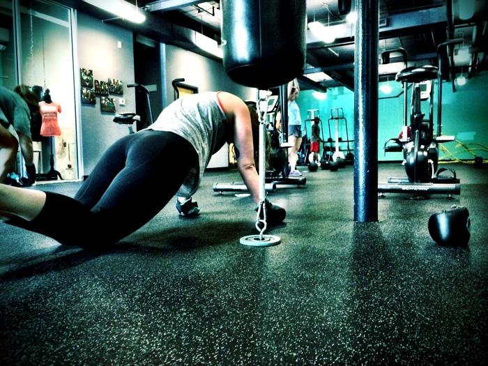 fuel sweat grow: MADabolic Durability