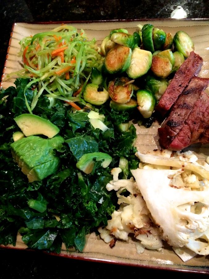 fuel sweat grow: sunday night dinner in cville