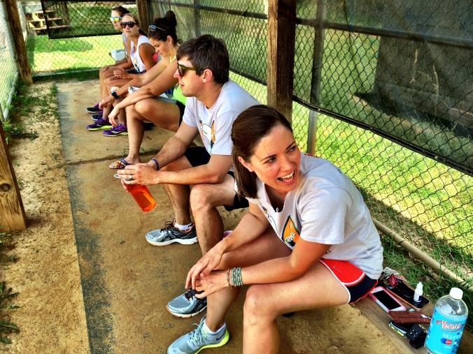fuel sweat grow: MAD kickball