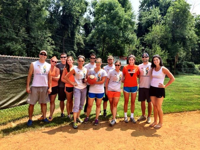 fuel sweat grow: MADabolic Kickball