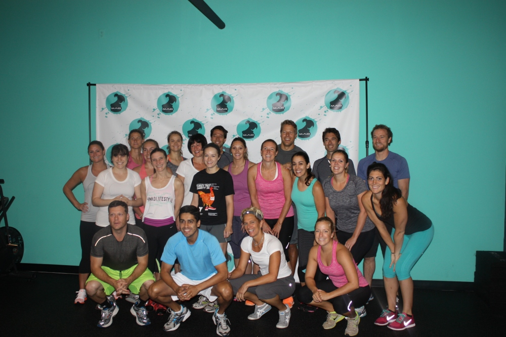fuel sweat grow: MAD cville