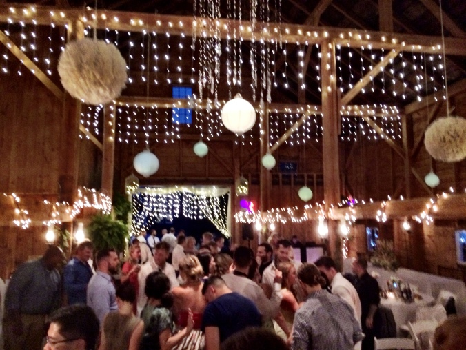 fuel sweat grow: Wedding in Weld #takethelake