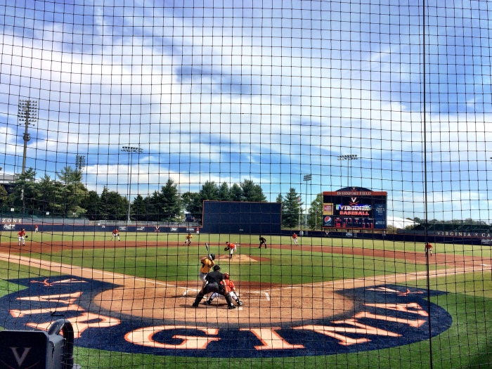 fuel sweat grow: virginia baseball