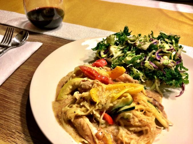 fuel sweat grow: christmas paleo dinner round II