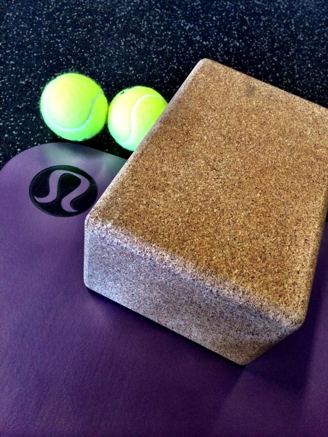 fuel sweat grow: Yin Yoga + Myofascial release with Mia Hamza
