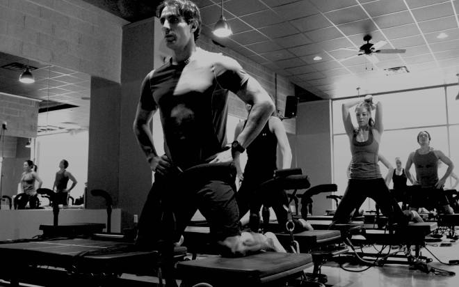 fuel sweat grow: lagree fitness b:core