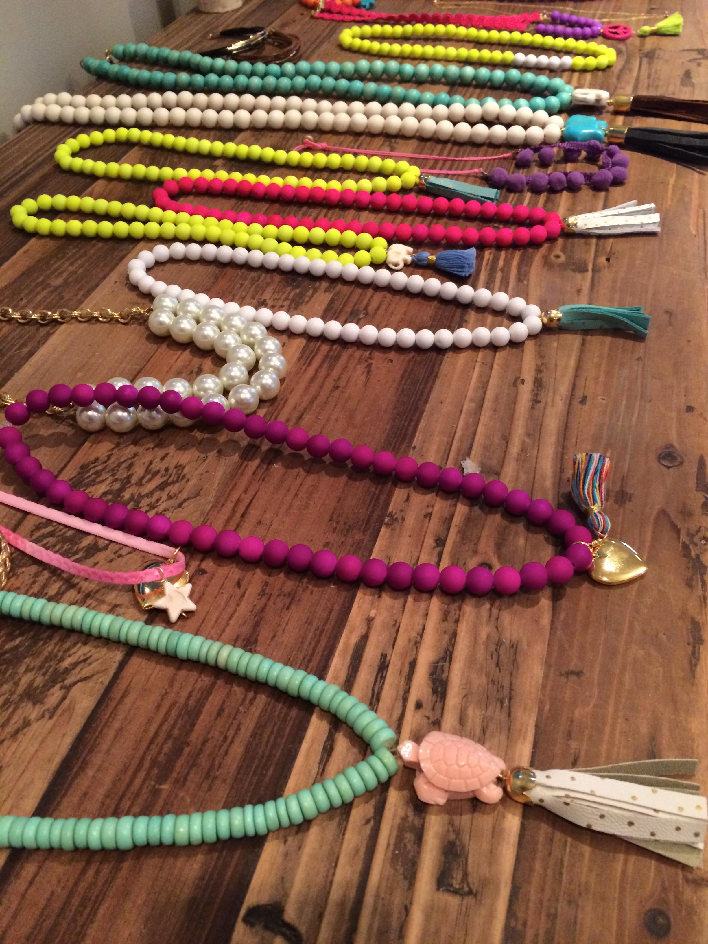 fuel sweat grow: Erin McDermott Jewelry