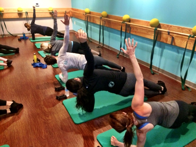 fuel sweat grow: carolina barre and core