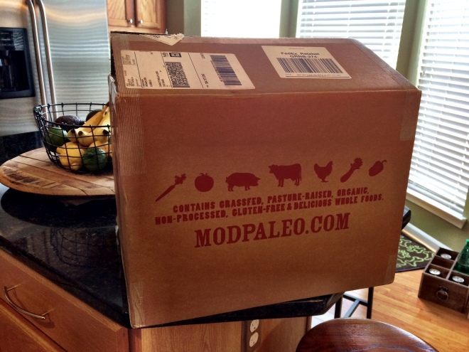 fuel sweat grow: ModPaleo delivery
