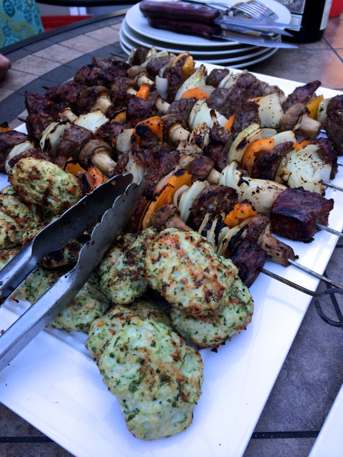 fuel sweat grow: paleo kabobs