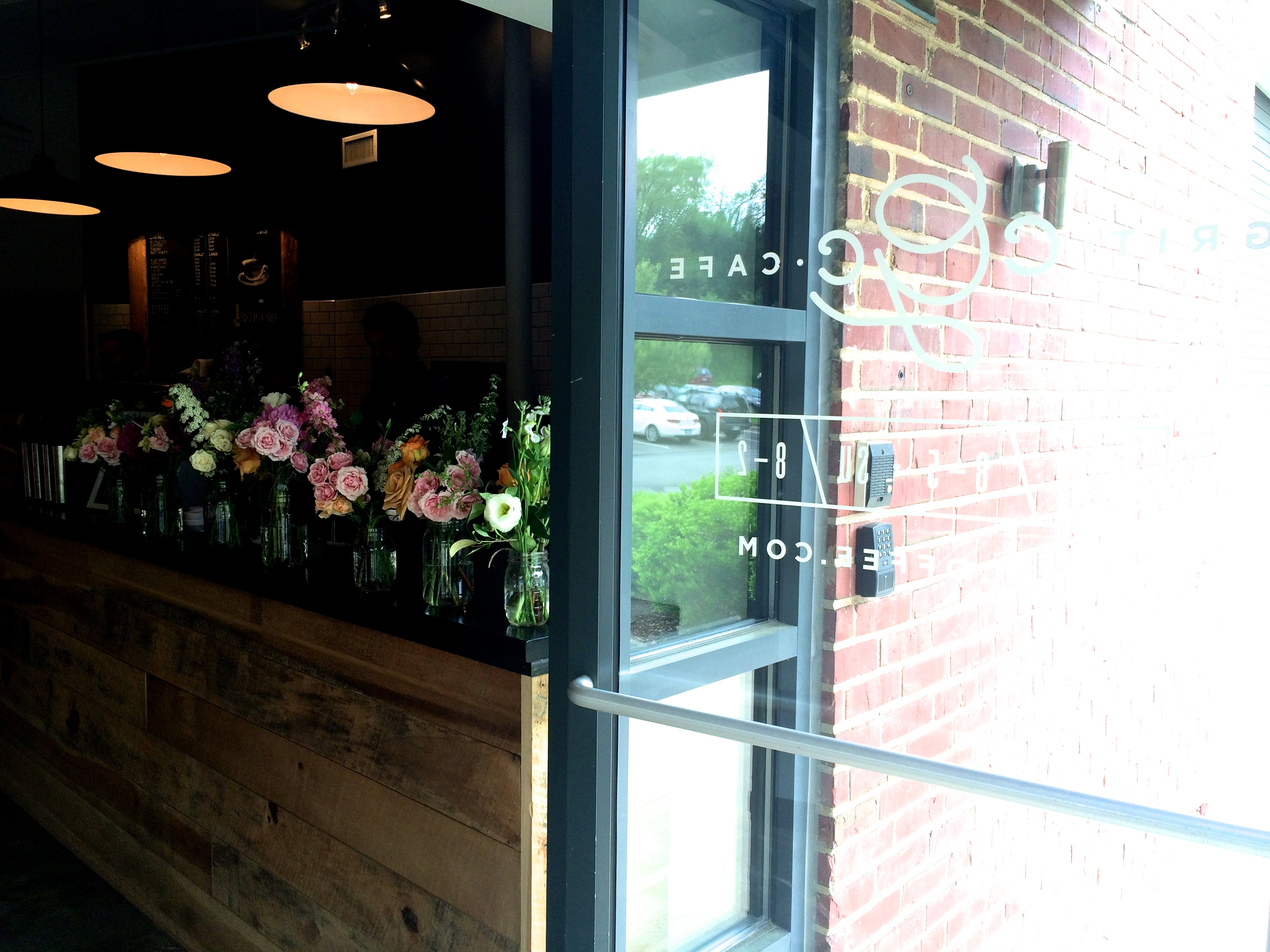 fuel sweat grow: grit coffee mothers day flowers