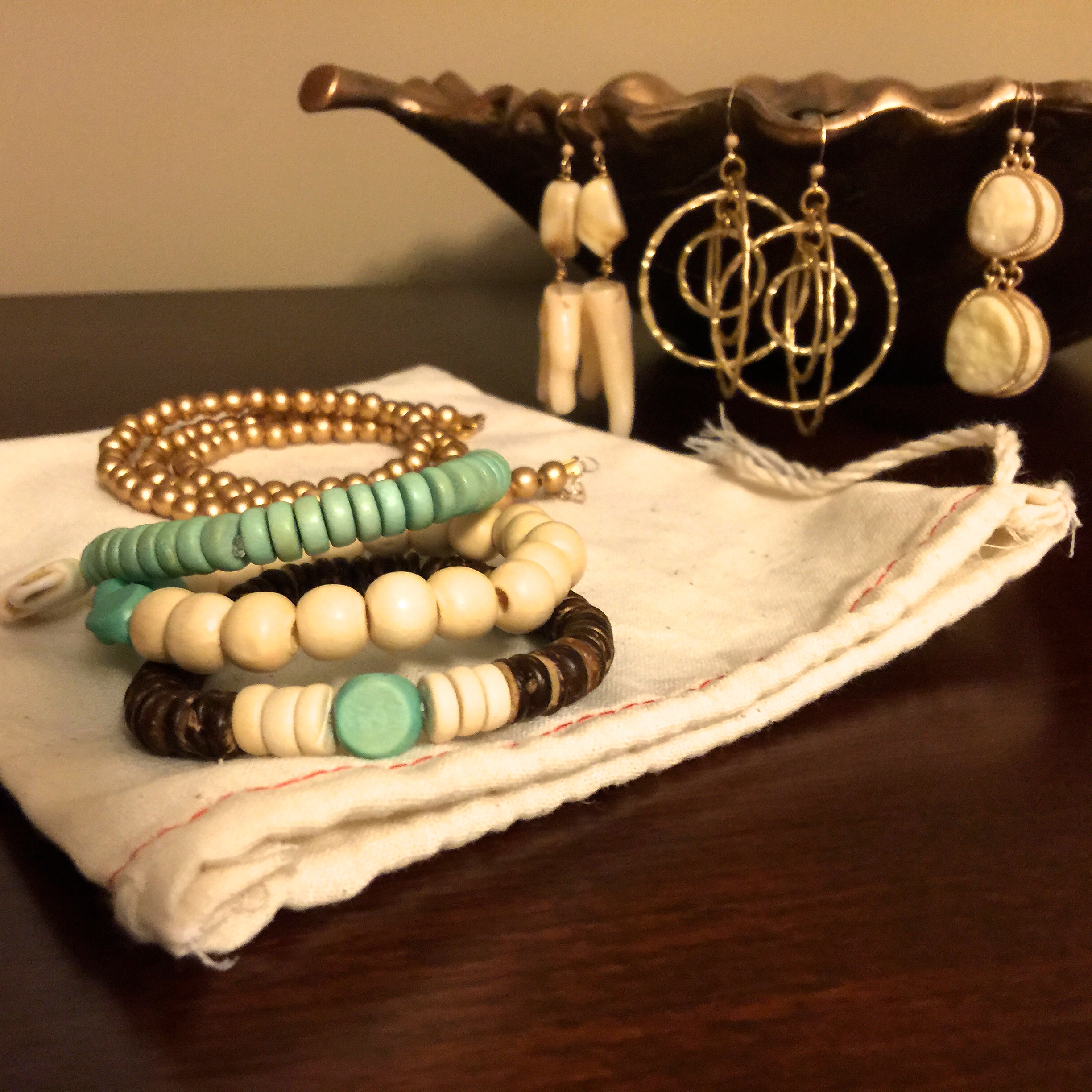 fuel sweat grow: erin mcdermott jewelry