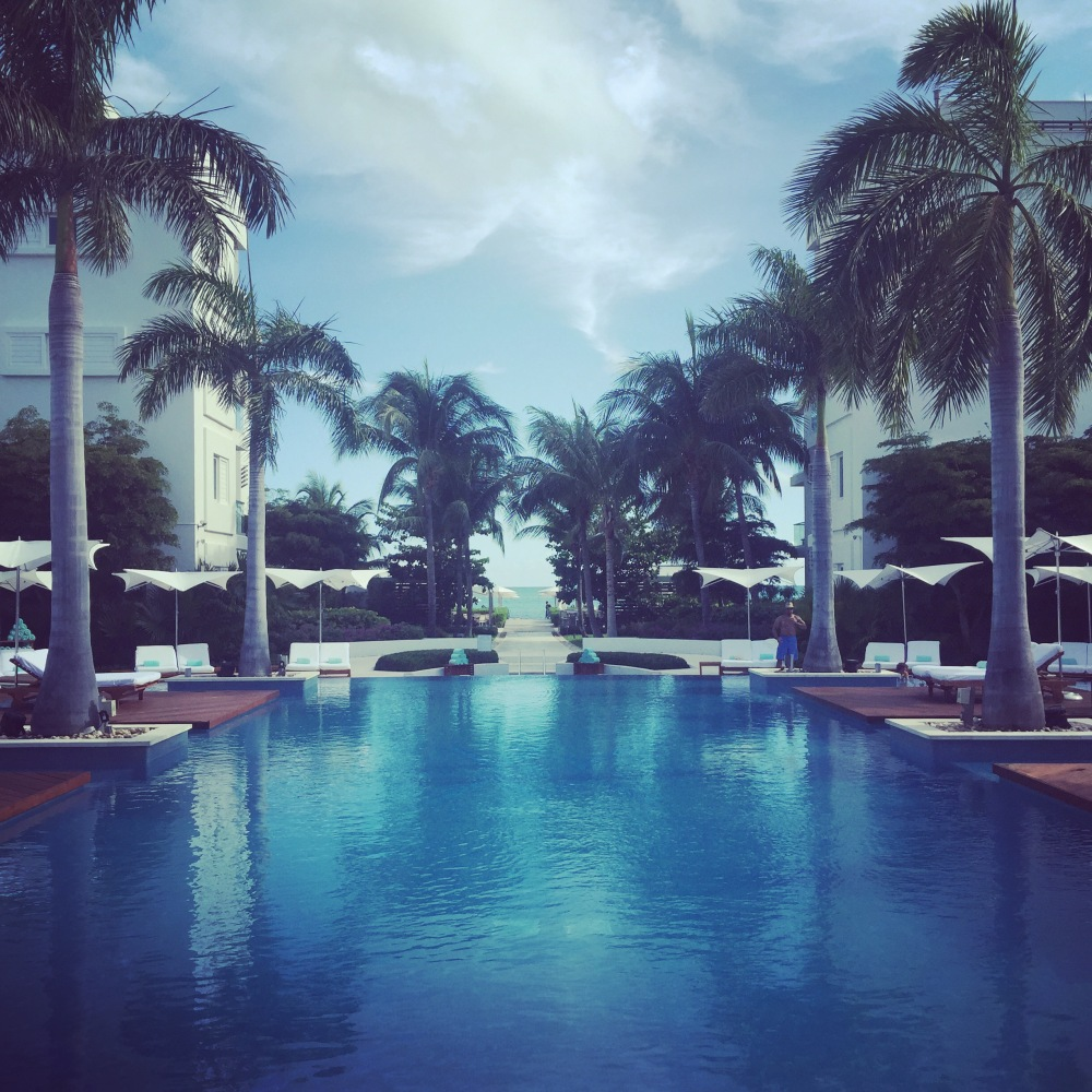 fuel sweat grow: Gansevoort Turks and Caicos