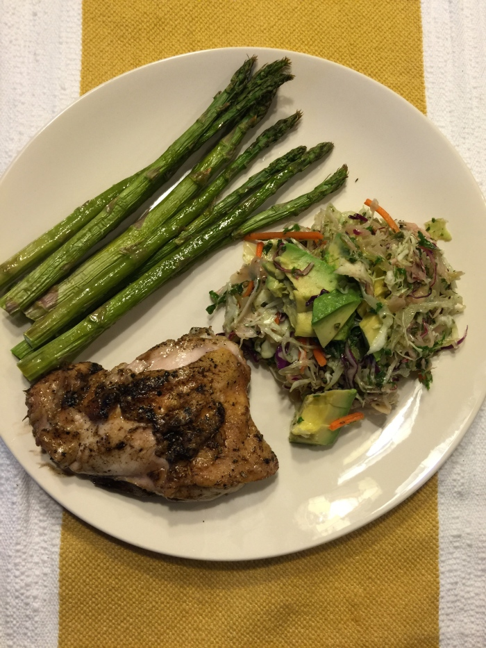 fuel sweat grow: sunday night dinner