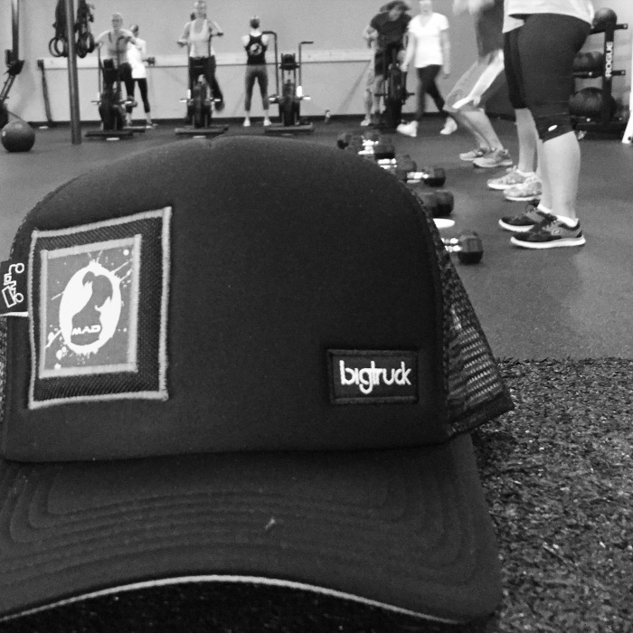 fuel sweat grow: MADabolic MADlifestyle Big Truck Brand Hats