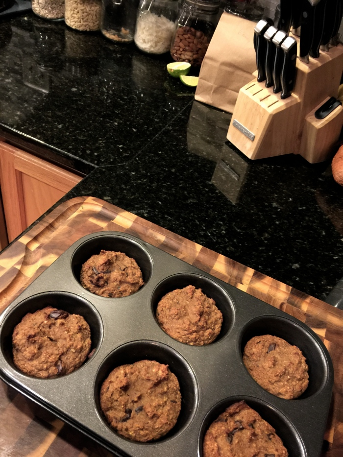 fuel sweat grow: paleo pumpkin muffins paleOMG