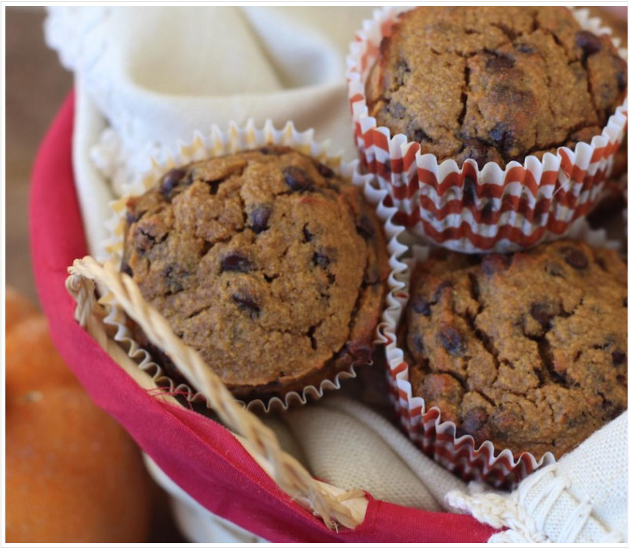 fuel sweat grow: paleOMG paleo pumpkin muffins